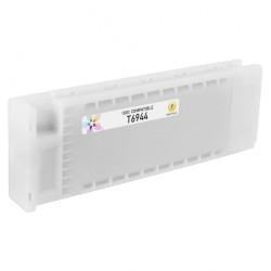Tinteiro Epson Compatível T6944 / T6924 / T6934 Amarelo