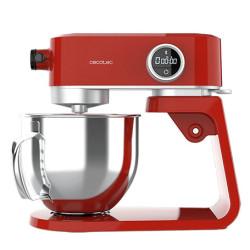 Batedeira Cecotec Twist&Fusion 4000 Luxury Red