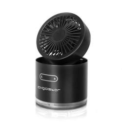 Mini Ventilador e Humificador de Mesa Aigostar