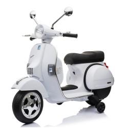 Scooter Elétrica Vespa Piaggio PX150 12v Branca