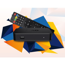 Receptor IPTV Infomir MAG322 W1 Wifi