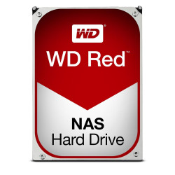 Disco Rígido Western Digital RED 4TB 3.5´ 64MB NASware (WD40EFAX)