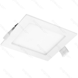 Placa Led Downlight Slim E6 16W 4000K 150-160mm Aigostar