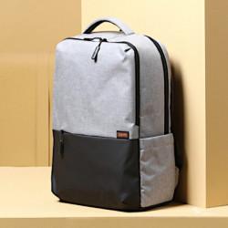 "Mochila Xiaomi Mi Business Commuter Backpack 15.6"" Light Grey"