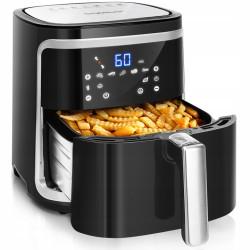 Fritadeira Eléctrica s/ Óleo 1900W 7L  Aigostar Smart Led Touch