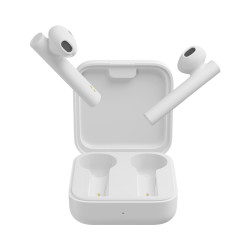 Auriculares Xiaomi Mi True Wireless Earphones 2 Basic Brancos