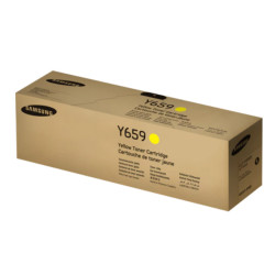 Toner Samsung Original CLT-Y659S Amarelo (SU570A)