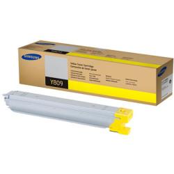 Toner Samsung Original CLT-Y809S Amarelo (CLT-Y809S/ELS)