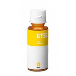 Tinta hp GT52 Compatível Amarelo 70ml