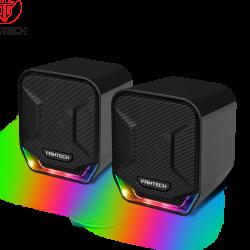 Colunas Fantech Sonar GS202 RGB