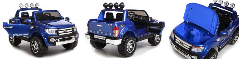 Ford Ranger Azul