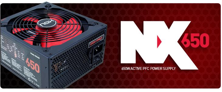 Nox NX series 650w