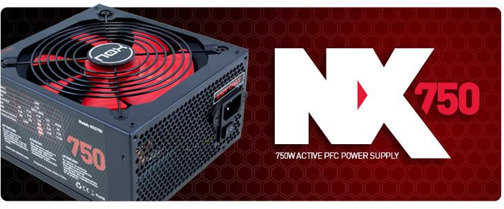 Nox NX series 750w